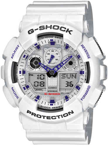Casio kello G-Shock Casio GA-100A-7AER