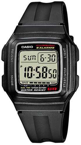 Casio digitaalinen rannekello F-201WA-1