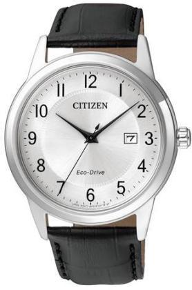 Citizen Eco-Drive nahkarannekello AW1231-07A