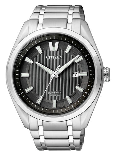 Citizen Super titanium miesten rannekello