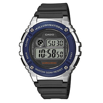 Casio Collection rannekello W-216H-2AVEF