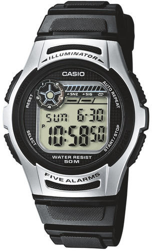 Casio Collection digitaalirannekello W-213-1AVES