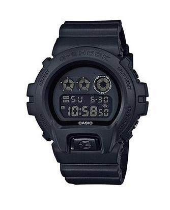 Casio G-Shock digitaali rannekello DW-6900BB-1ER