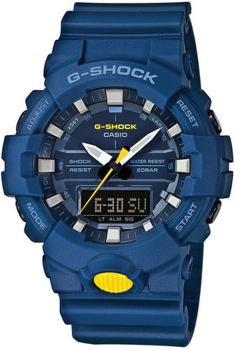 Casio G-Shock sininen Sneaker Color Limited GA-800SC-2AER