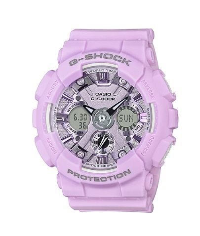 Casio G-Shock lila Limited GMA-S120DP-6AER