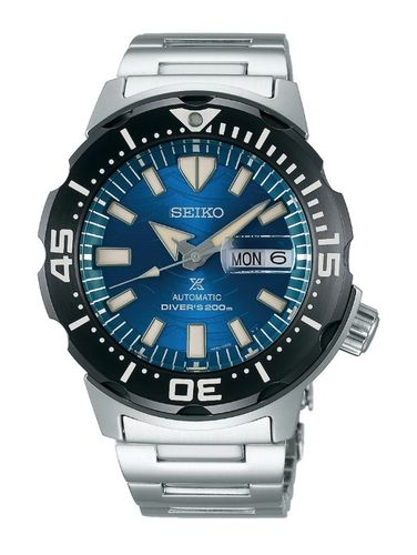 Seiko Prospex Save the Ocean Special Edition automaatti SRPE09K1