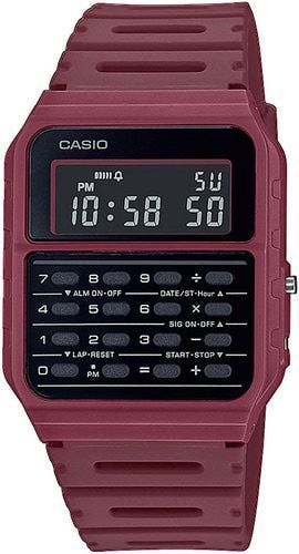 Casio Back To The Future Casio CA-53WF-4BEF