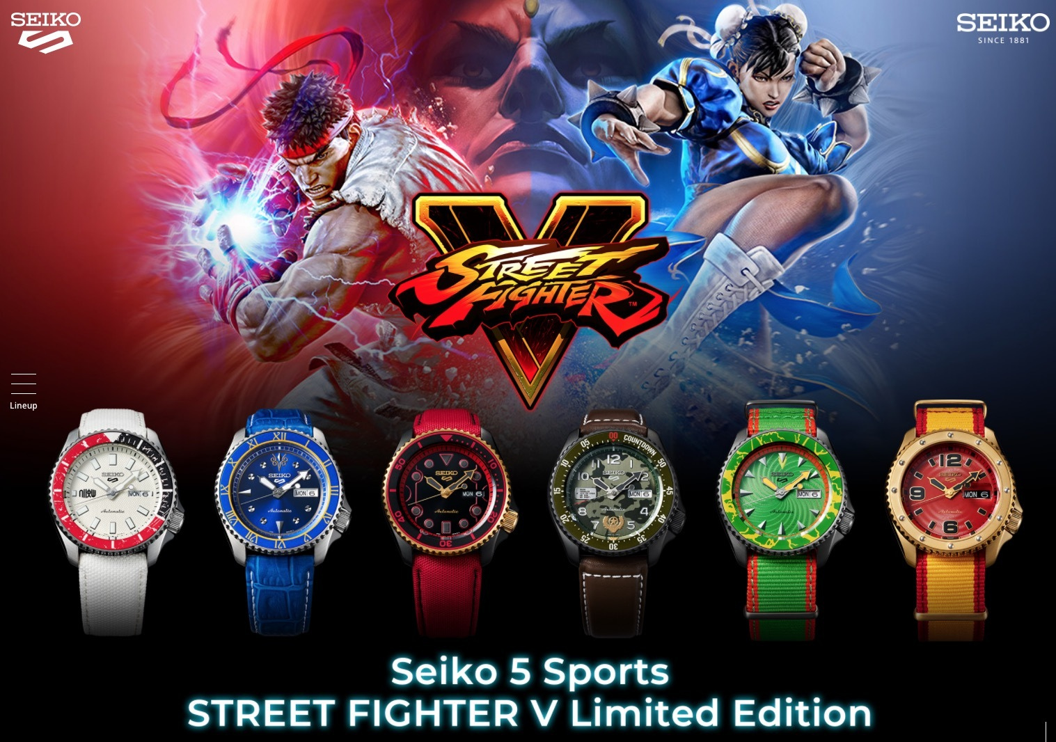 Seiko_5_Sport_street_fighter_V_limited_edition_rannekellot_netista